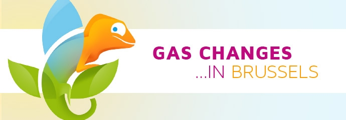 Conversion of 500,000 Brussels households to rich gas:  Let's go!
