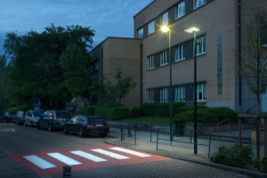 Coming soon - a smart public lighting system in Brussels