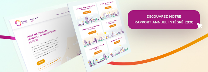 banner rapport annuel 2020