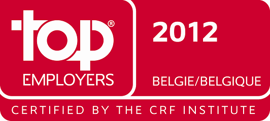 Logo Top Employer 2012