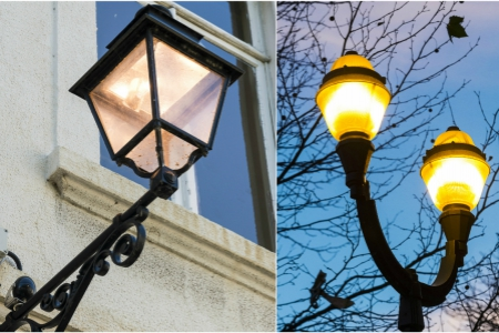 Why street lights sometimes remains lit during the day